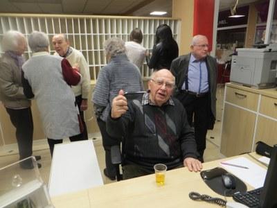 Inauguration accueil résidence services seniors Tours