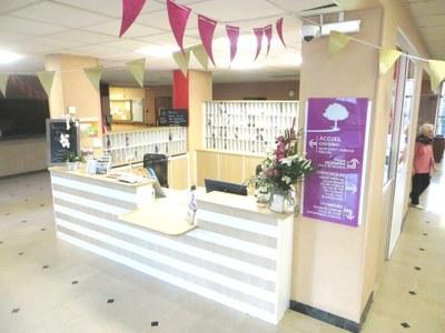 Espace accueil résidence services seniors Tours
